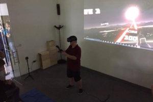 Нощи на виртуалната реалност