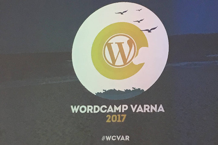 WordCamp Varna 2017