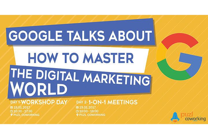 Google Talks Meeting