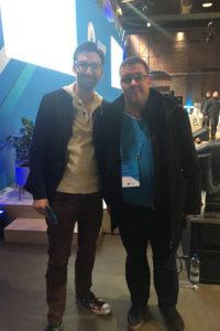 AMPconf - Nicky Krastev and Paul Bakaus