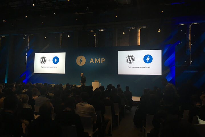 AMP and WP - Alberto Medina
