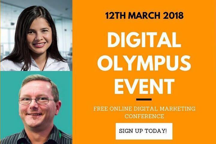 Digital olimpus event