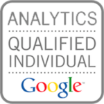 Google Analytics Badge