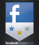 Facebook Studio Edge Badge