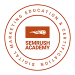 SEMrush Badge