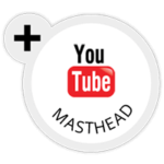 YouTube Masthead Badge
