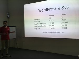 WordPress meetup 2018 PhastPress