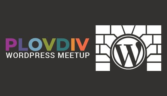 WordPress Meetup Plovdiv