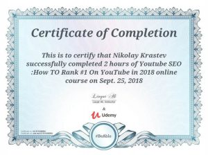 YouTube SEO - How To Rank #1 On YouTube in 2018